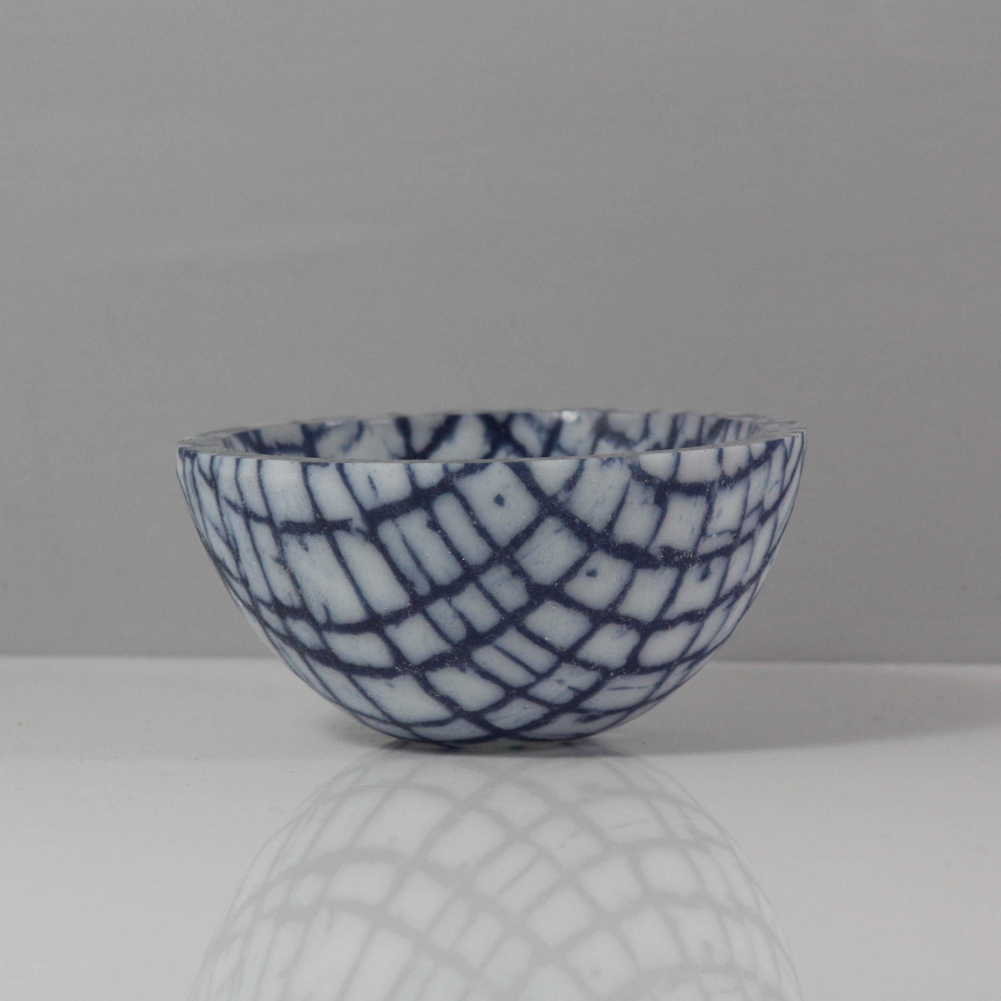 blue vein glass 3 5
